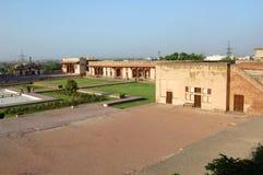 拉合尔堡,拉合尔,巴基斯坦 免版税库存照片