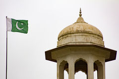 拉合尔堡,巴基斯坦 图库摄影