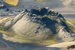 拉基火山 免版税图库摄影