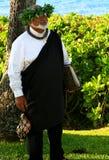 拉基火山Kaahumanu牧师 库存照片