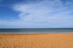 拉姆拉海湾 库存照片