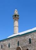 拉姆拉清真大寺2007年 库存照片