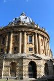 拉德克利夫照相机,牛津大学,牛津 免版税图库摄影