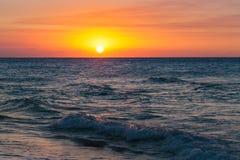 巴拉德罗角海滩 免版税库存图片