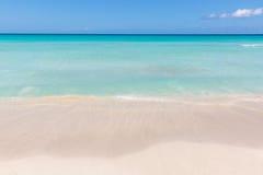 巴拉德罗角海滩 免版税库存照片