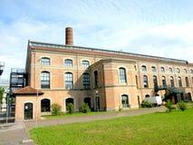 费拉拉大学的大厦  免版税库存图片