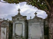 拉斐特公墓,新奥尔良,路易斯安那 免版税图库摄影