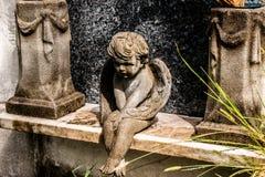 拉斐特公墓 库存照片