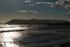 拉斯佩齐亚港口 免版税库存图片
