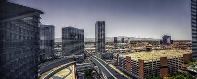 拉斯维加斯高层公寓房 免版税库存图片