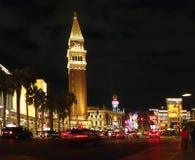 拉斯维加斯, Venezia塔,旅游胜地,内华达 免版税库存图片