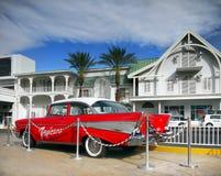拉斯维加斯、内华达- Tropicana旅馆和赌博娱乐场 库存图片