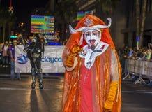 拉斯维加斯同性恋自豪日 库存照片
