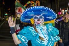 拉斯维加斯同性恋自豪日 免版税库存照片