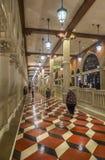 拉斯维加斯威尼斯式旅馆 免版税图库摄影
