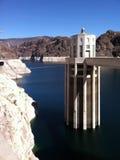 拉斯维加斯该死的湖 免版税库存照片