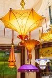 拉斯维加斯遮阳伞酒吧 库存图片