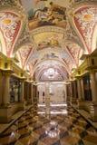 拉斯维加斯,威尼斯式旅馆 库存图片