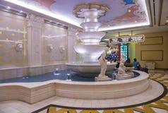 拉斯维加斯,威尼斯式旅馆 库存照片