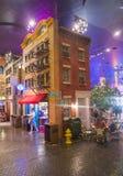 拉斯维加斯,纽约 免版税库存图片