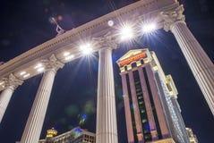 拉斯维加斯, Caesars 免版税库存图片