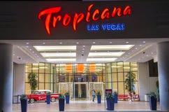 拉斯维加斯, Tropicana 免版税库存图片