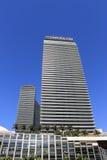 拉斯维加斯-世界性旅馆和赌博娱乐场 免版税库存图片
