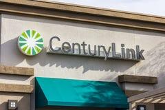 拉斯维加斯-大约2016年12月:CenturyLink消费者办公室v 库存图片