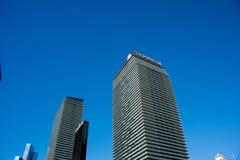 拉斯维加斯- 2013年12月13日:12月13日的拉斯维加斯赌博娱乐场 免版税图库摄影