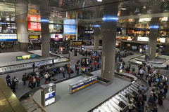 McCarran国际机场在拉斯维加斯,在Apri 01日的NV 2013年 库存图片