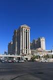 拉斯维加斯- Caesars宫殿旅馆和娱乐场 免版税库存照片