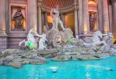 拉斯维加斯Caesars 免版税库存图片