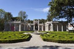 贝拉母宫殿 免版税库存照片