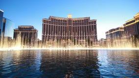 贝拉焦喷泉展示 股票录像