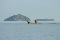 拉特岛-猫海岛 库存图片