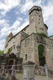 拉珀斯维尔城堡 免版税库存照片