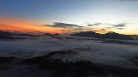 拉瑙沙巴马来西亚 库存照片
