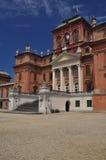 拉科尼吉城堡,开胃菜皇家住所,皮耶蒙特,意大利 免版税库存照片