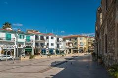 拉纳卡,塞浦路斯 库存图片