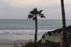 索拉纳海滩 库存照片