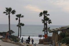 索拉纳海滩 免版税库存照片