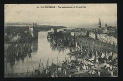拉罗歇尔法国 免版税库存照片