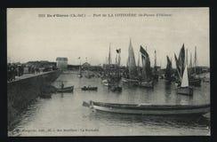 拉罗歇尔法国 免版税库存图片