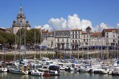 拉罗谢尔-法国 免版税库存图片