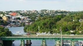 拉罗马纳在多米尼加共和国 免版税库存照片