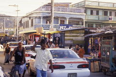 拉美洪都拉斯特拉 免版税库存图片