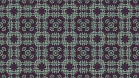 拉脱维亚Caleidapoic种族民间样式装饰品 股票录像