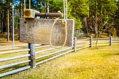 拉脱维亚文化 图库摄影
