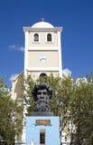 拉蒙Emeterio Betances纪念碑 库存图片