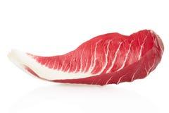 拉迪基奥叶子,红色沙拉 免版税库存照片